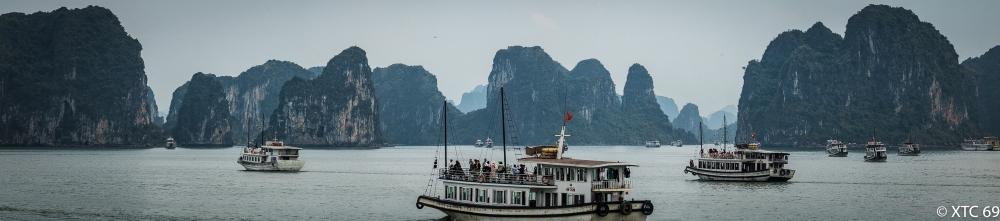 Hanoi und Hongkong--2