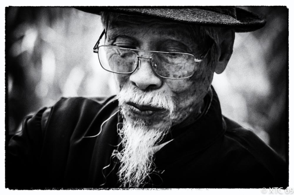Hanoi und Hongkong-