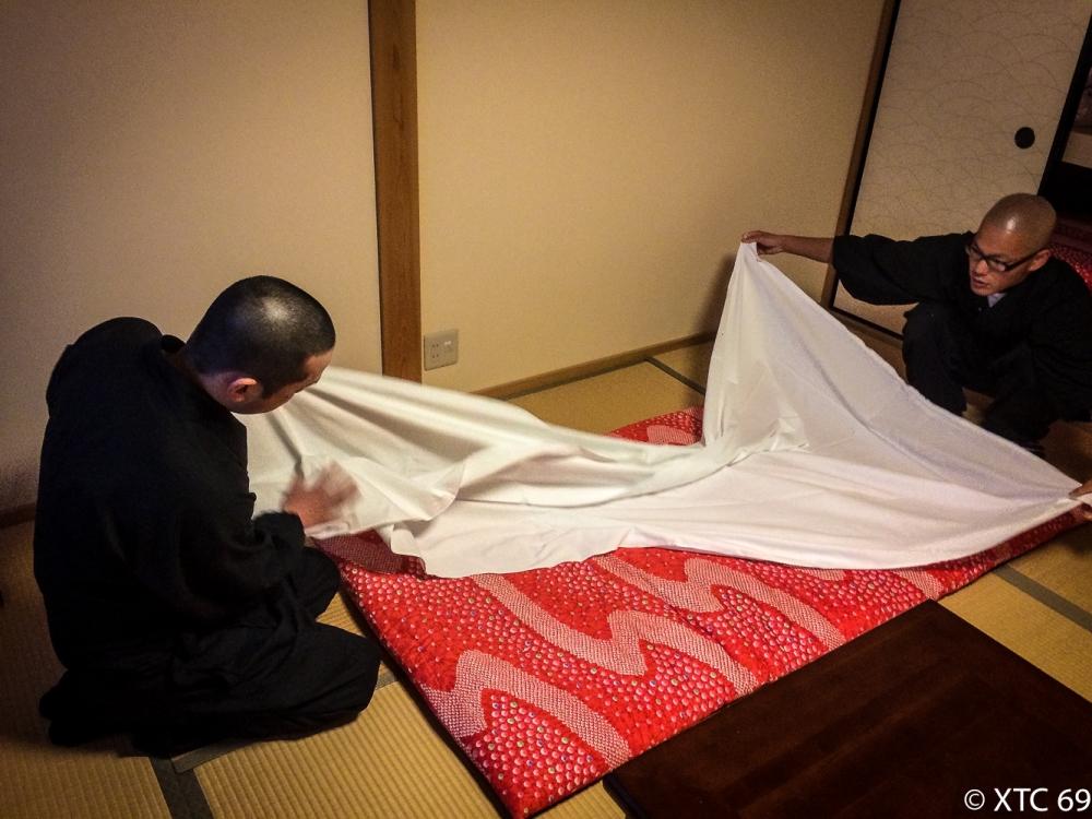 Kyosan Bett Zubereitung-7092