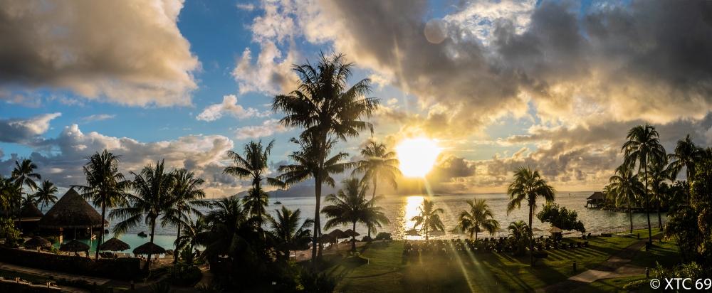 Sonnenuntergang Papeete-210