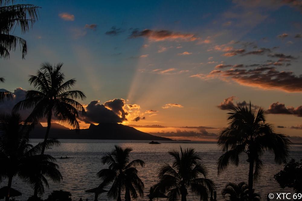 Sonnenuntergang Papeete-2996